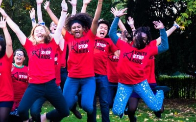 The Young People Fighting AIDS and BIG PHARMA