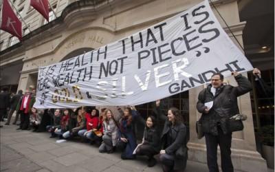 High-Level UN Initiative On Global Public Health Gap Holds Landmark Hearing