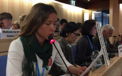 STOPAIDS, KEI and HAI statement at the CEWG open-ended meeting on R&D 2016